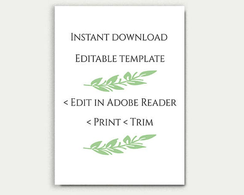 5x7 Printable Sparkler Send Off Sign Send Off Ideas Wedding Template Instant Download Editable PDF 4x6 8x10 Sparkler Sign Boho Chic