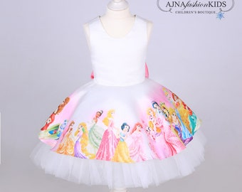 2d3b7c5cba8e8 Princess Collection | Princess Dress | Disney Princess | Ariel | Elsa |  Snow White | Cinderella | Belle | Anna | Rapunzel
