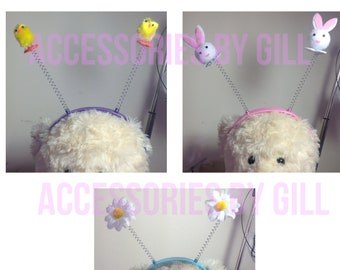 Easter head boppers and head bands