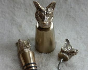 Wolf Bar Set