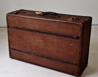 Vintage Suitcase Luggage Suitcase