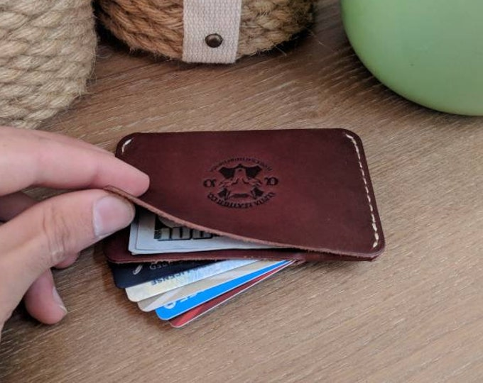 Concealed Carry Minimalist wallet