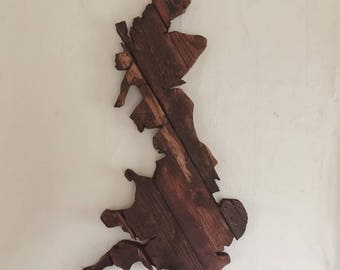 Reclaimed Wood Country Cutouts