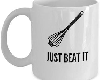 Gift Mug for Cook |  Coffee mug for Baker