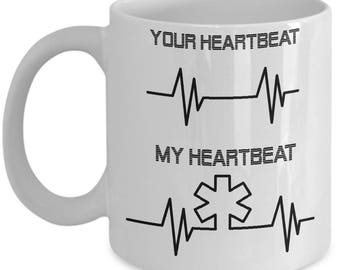 Ems Gift | Coffee Mug for Paramedic | First Responders Cup | Gift for Paramedic
