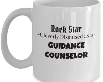 Guidance Counselor Coffee Mug | Gift for School Guidance Counsellor