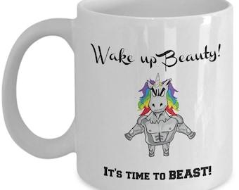 Inspirational Mug | Unicorn Coffee Mug |  Gift for Her