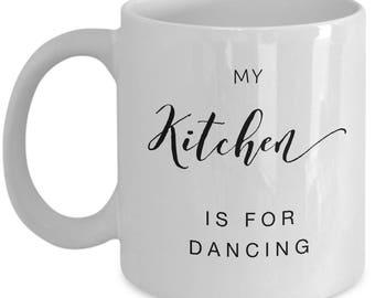 Gift Mug for Cook |  Coffee mug for Baker |  Homemade Style