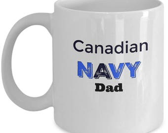 Gift Mug for Navy Dad on Father's Day