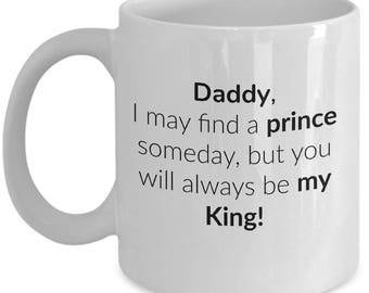 Gift Mug for Dad from Daughter