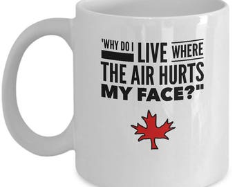 Coffee Mug for Canadians