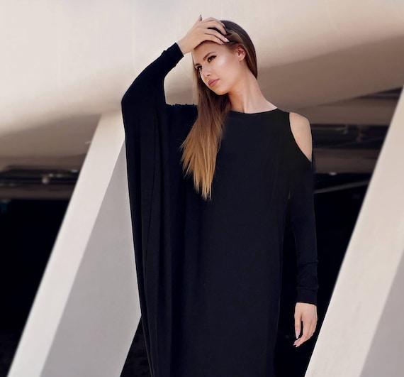 Long Sleeves Dress Kaftan Maxi Dress Plus Size Caftan Etsy