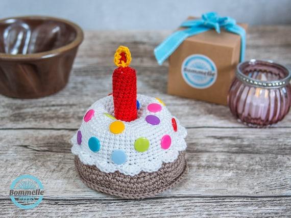 De En Anleitung Smarties Geburtstags Kuchen Geschenk Etsy