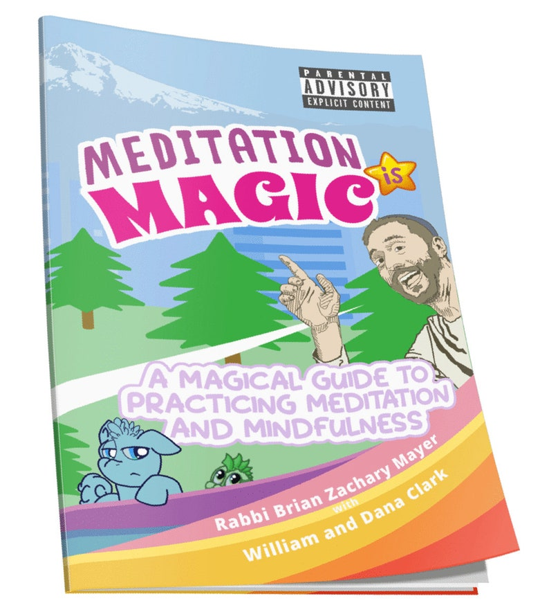 Meditation is Magic Autographed image 0