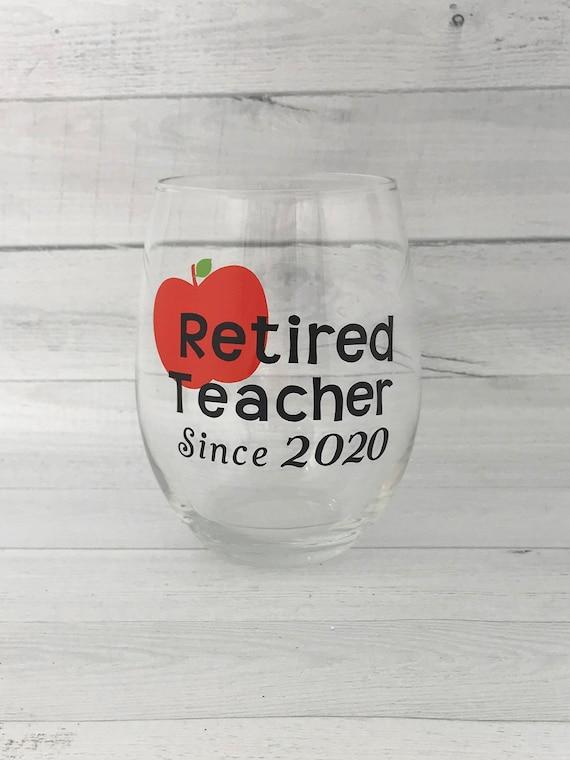 Personalised Teacher Nom Autocollant Vinyle Autocollant-Idéal pour Tasses À faire soi-même Professeur Cadeau