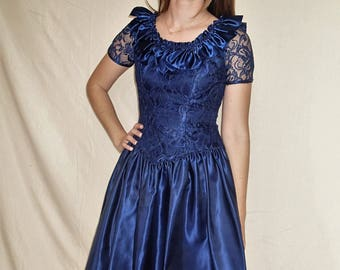 18ddd39a9583b Vintage 80s party dress