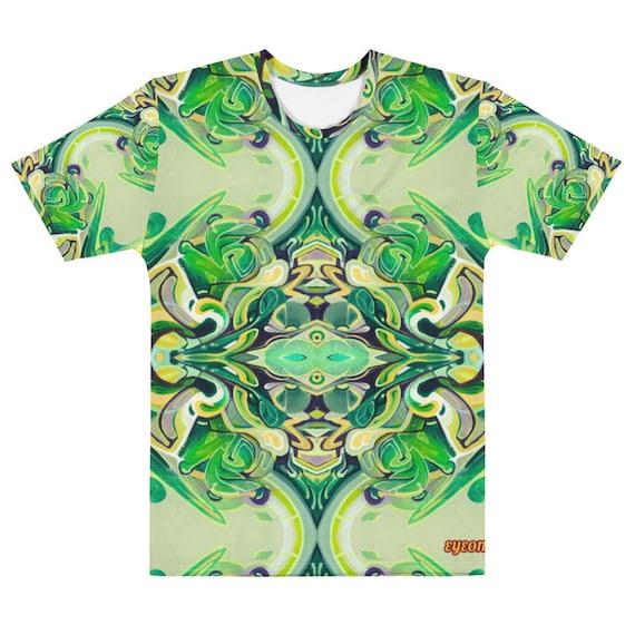 Fractal Verde T-shirt