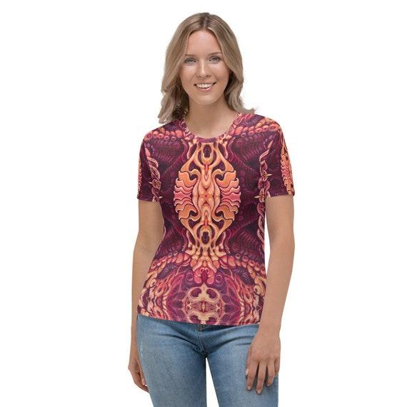 Blood Bat women's T-shirt