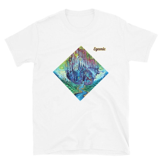 Zen mountain Unisex T-Shirt