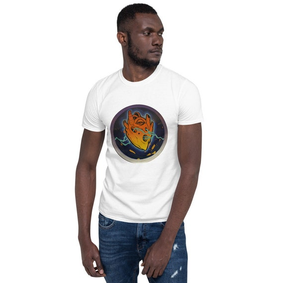 Electric Heart unisex T-Shirt