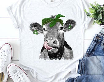 a0464a79 Cow Kisses, Cow Shirt, Cow Shirt, Kids Cow Shirt, Adult Shirt, 4-H Cow Shirt,  Farm Shirt