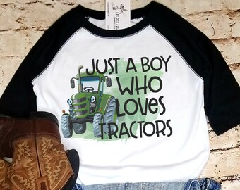 042867a3 Just A Boy Who Loves Tractors, Tractor Shirt, Green Tractor Shirt, Farm,  Infant Tractor Shirt, Kids Tractor Shirt, John Deere Tractor Shirt
