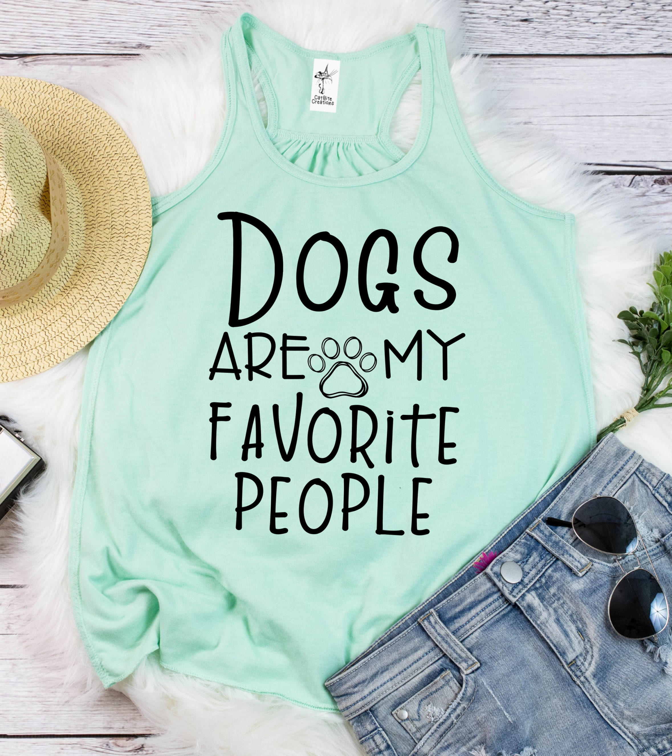 200ac1f54272 Dogs Are My Favorite People Tank Shirt, Dog Lover shirt, Dog Shirt, Dog  Lover Tank, Dog Mom Shirt