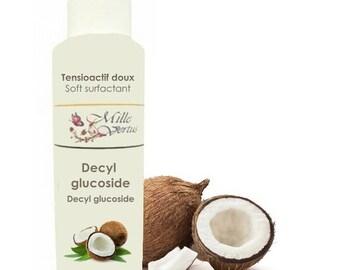 Décyl glucoside Surfactant, Making shampoo, soap