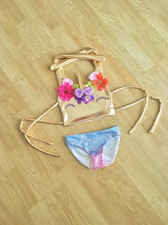 bcaf4bd4e Baby Swimwear Swimsuit Toddler Swimsuit Girls Kids Mermaid | Etsy