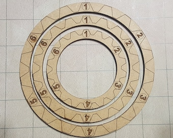 AoE Template Rings
