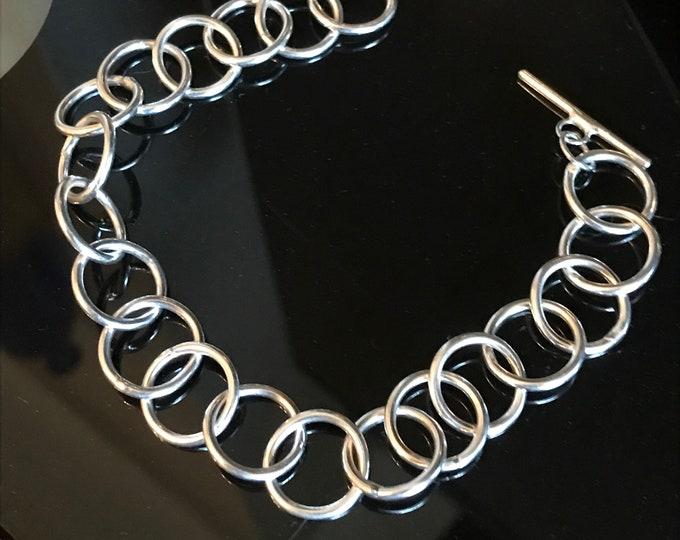 Simple Link Bracelet