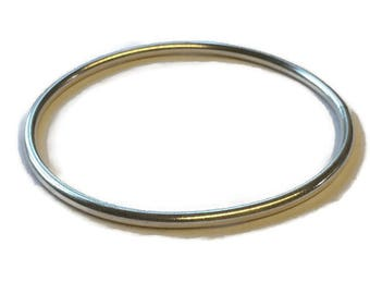 Plain and Simple Bangle