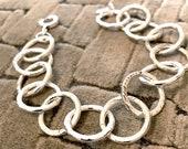 Retro Finish Chain Link B...