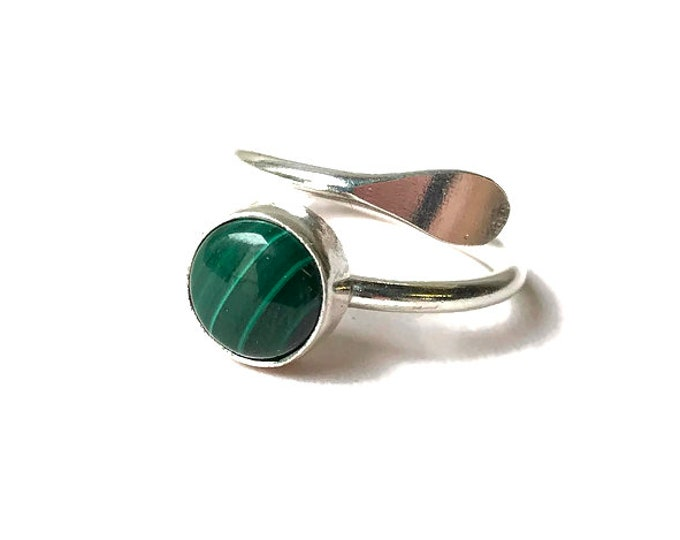 Choice of Stone Adjustable Ring