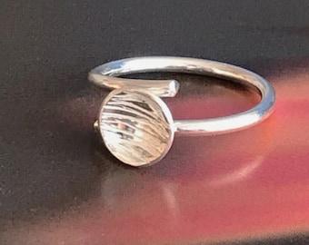 Retro Concave Disc Adjustable Ring