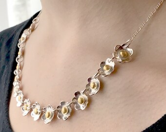 Buttercup Chain Necklace