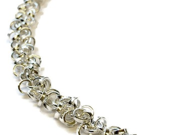 Contemporary Rope Chain Necklace