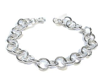 Heavy Weight Cable Link Bracelet