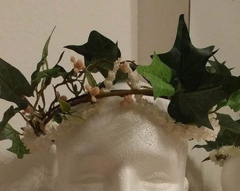 Simple Flower Crown