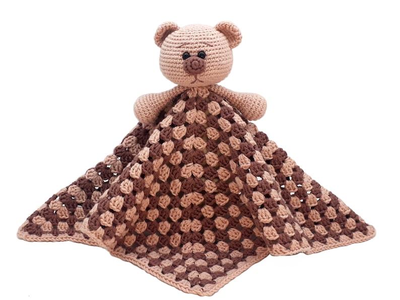 Poca the Bear Crochet Along - Whistle and Ivy | 596x794