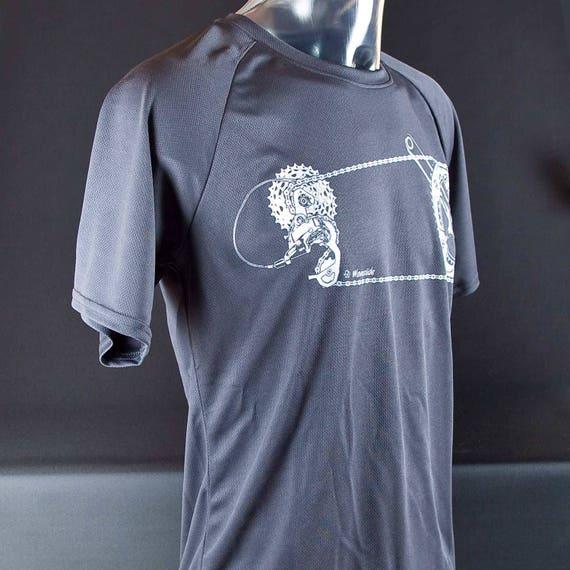 Isle Of Man Rennrad 2017 T-Shirt