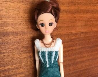 531 - Barbie Dress, Barbie Clothes, Barbie Dress, Barbie Clothes, Barbie Clothing, Ken