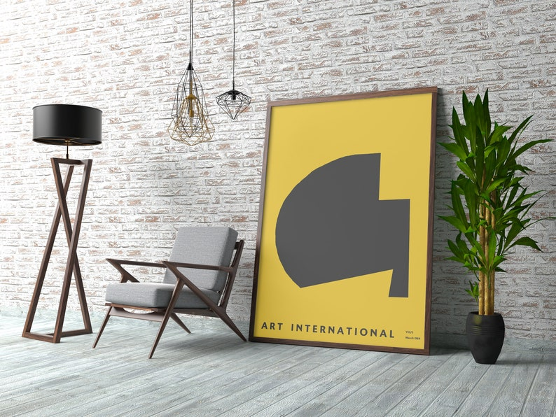 Abstract Printart internationalmagazine image 0