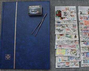 Stamp Collectors Starter Kit 1000
