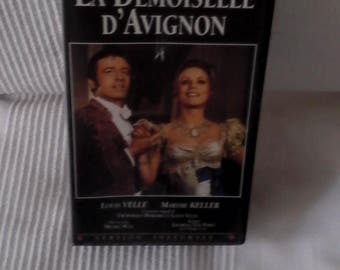 """""""The maid of Avignon"""" VHS tapes"""
