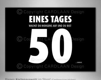 Einladungen 50 Geburtstag Fünfzigster Geburtstag Lustige Etsy