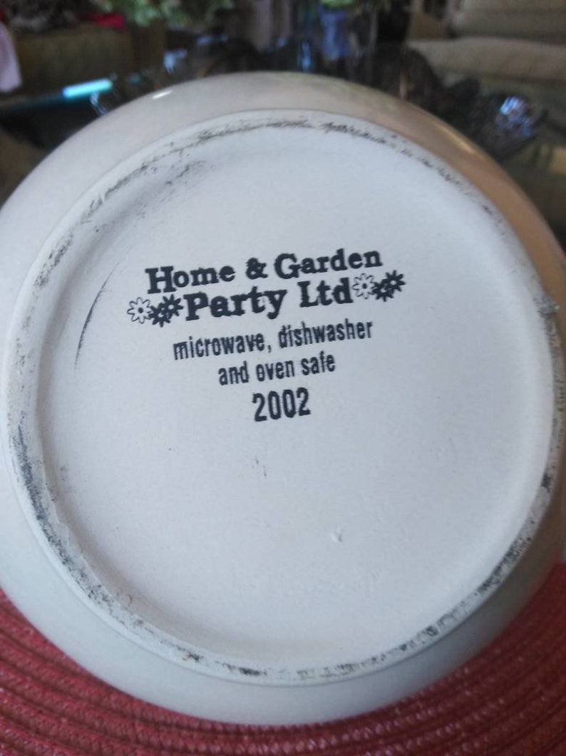 Home and Garden Party LTD 2002