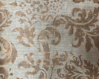 "Lee Jofa ""Tivoli Antico"" Fabric Remnants"