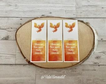 Order of the Phoenix Bookmark