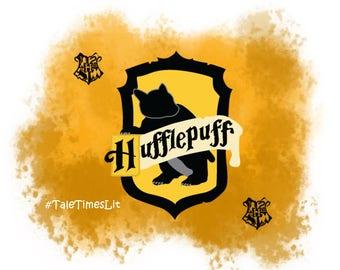 Hufflepuff Candles